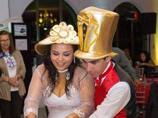 El matrimonio de Elizabeth y Wladimir 1