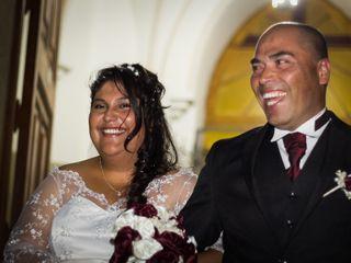 El matrimonio de Sonia y Carlos