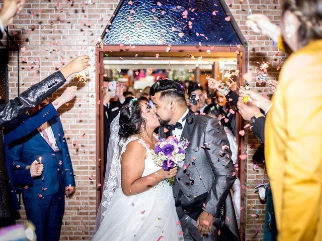 El matrimonio de Jonathan y Cecilia