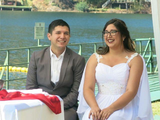 El matrimonio de Paz Alejandra  y Daniel Exequiel