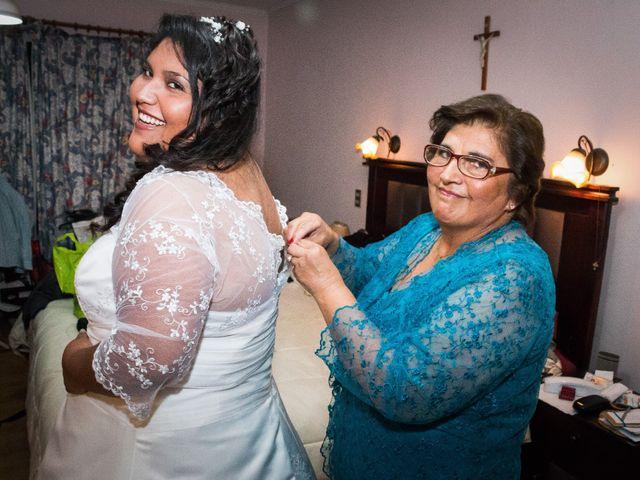 El matrimonio de Carlos y Sonia en Los Andes, Los Andes 2