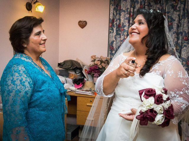El matrimonio de Carlos y Sonia en Los Andes, Los Andes 17