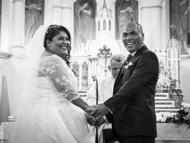 El matrimonio de Carlos y Sonia en Los Andes, Los Andes 26