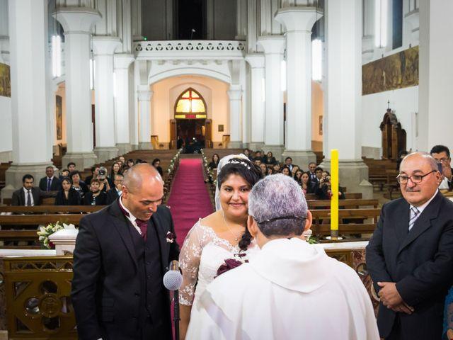 El matrimonio de Carlos y Sonia en Los Andes, Los Andes 28