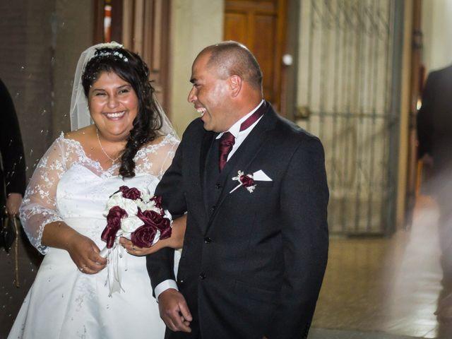 El matrimonio de Carlos y Sonia en Los Andes, Los Andes 31