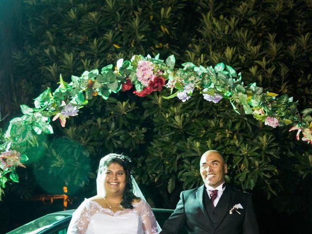 El matrimonio de Carlos y Sonia en Los Andes, Los Andes 33