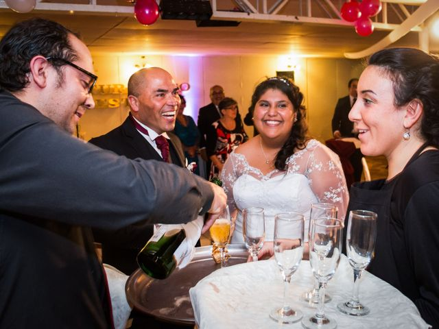 El matrimonio de Carlos y Sonia en Los Andes, Los Andes 35