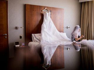 El matrimonio de Daniela y Omar 3