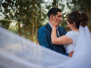 El matrimonio de Jhon y Yari