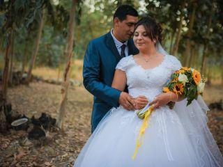 El matrimonio de Jhon y Yari 2