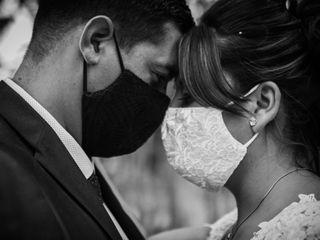 El matrimonio de Jhon y Yari 3