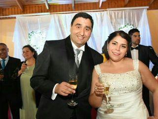 El matrimonio de Polinardo y Andrea 1