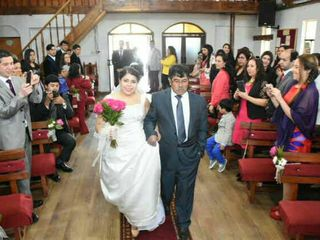 El matrimonio de Polinardo y Andrea 3