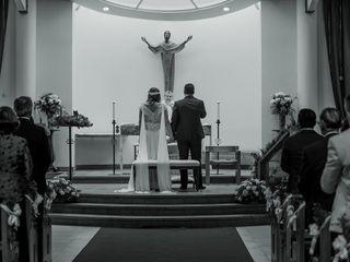 El matrimonio de Franco y Carolina 2