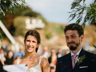 El matrimonio de Sarah y Santiago 2