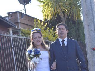 El matrimonio de Sabina y Pedro 1