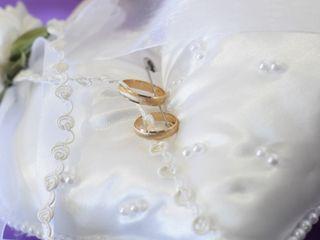 El matrimonio de Sabina y Pedro 2