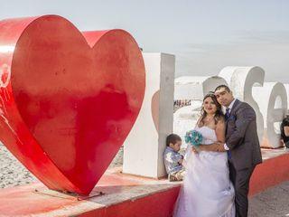 El matrimonio de Carlos y Melissa 3