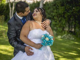 El matrimonio de Carlos y Melissa