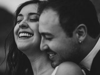 El matrimonio de Lorena y Carlos