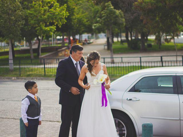 El matrimonio de Patricio y Mónica  en Pirque, Cordillera 8