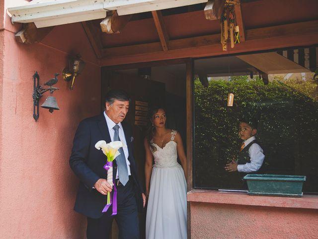 El matrimonio de Patricio y Mónica  en Pirque, Cordillera 6