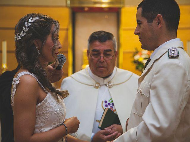 El matrimonio de Patricio y Mónica  en Pirque, Cordillera 11
