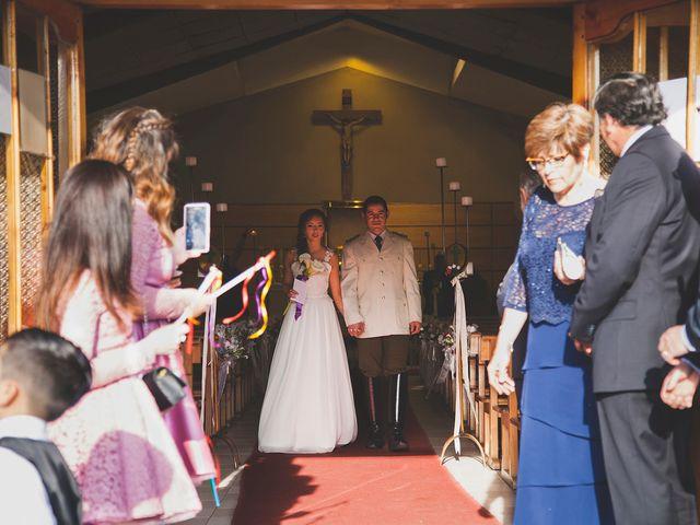 El matrimonio de Patricio y Mónica  en Pirque, Cordillera 12