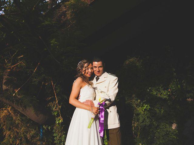 El matrimonio de Patricio y Mónica  en Pirque, Cordillera 14