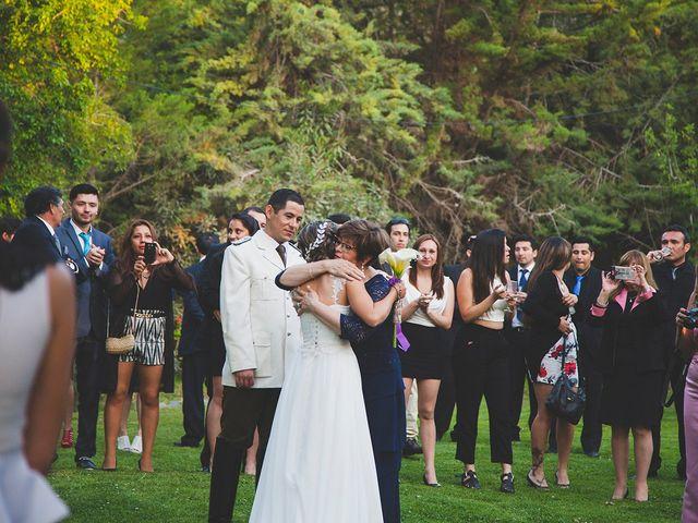 El matrimonio de Patricio y Mónica  en Pirque, Cordillera 24