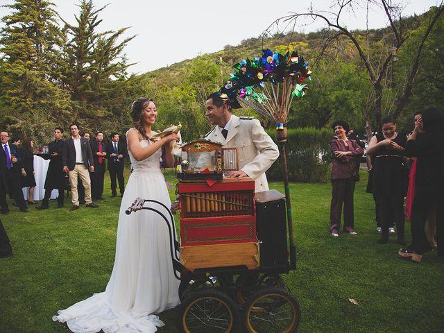 El matrimonio de Patricio y Mónica  en Pirque, Cordillera 25