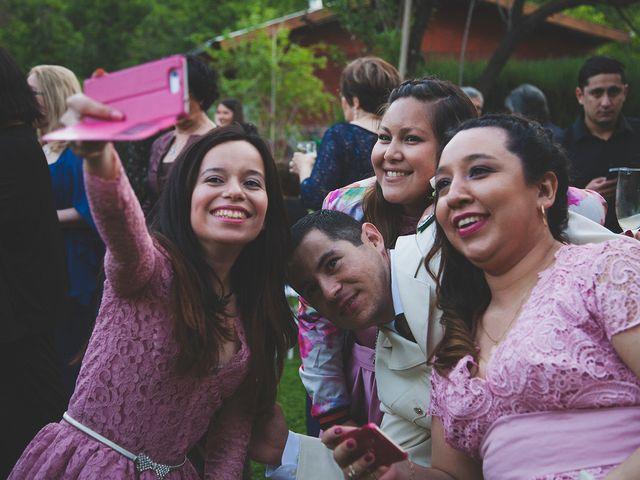 El matrimonio de Patricio y Mónica  en Pirque, Cordillera 26