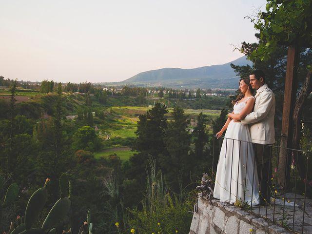 El matrimonio de Patricio y Mónica  en Pirque, Cordillera 27