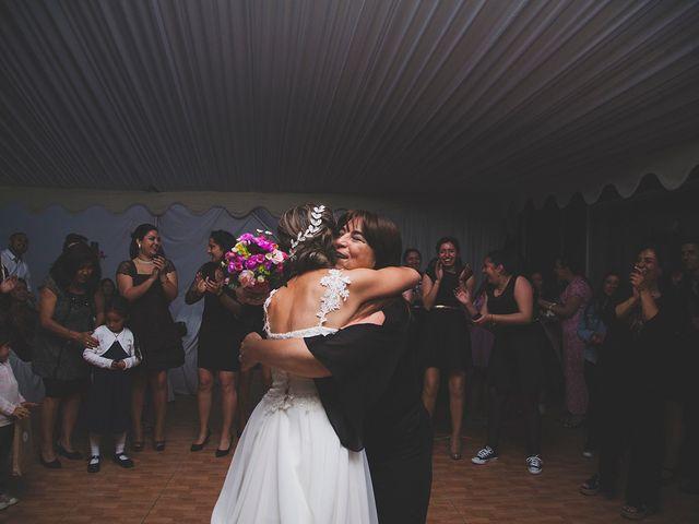 El matrimonio de Patricio y Mónica  en Pirque, Cordillera 33