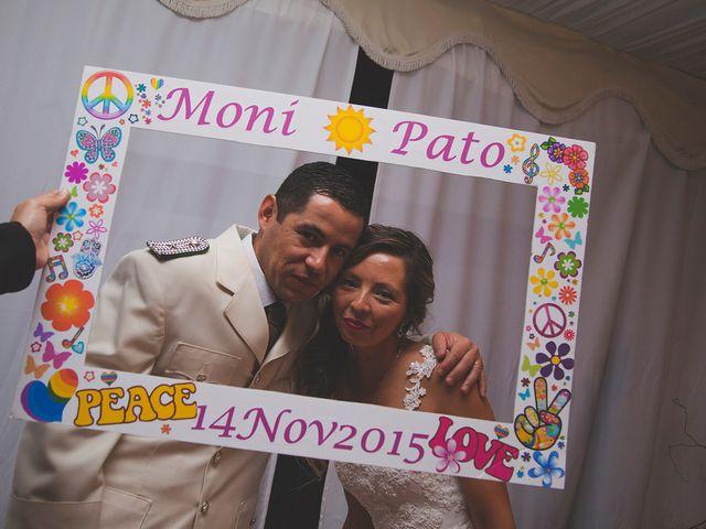 El matrimonio de Patricio y Mónica  en Pirque, Cordillera 38