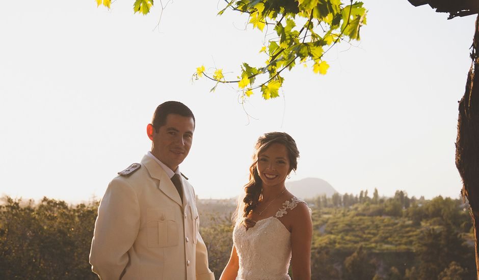 El matrimonio de Patricio y Mónica  en Pirque, Cordillera