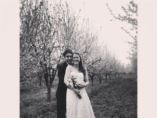 El matrimonio de Cristóbal y Magalí 1