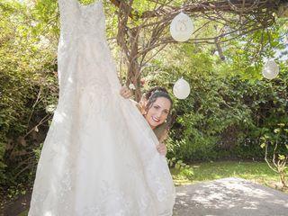 El matrimonio de Macarena y Pablo 2