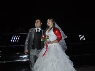 El matrimonio de Daniela y Hans 1