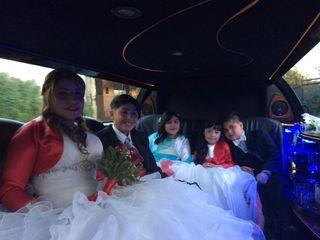 El matrimonio de Daniela y Hans 2