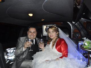 El matrimonio de Daniela y Hans 3