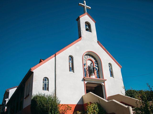 El matrimonio de Alejandro y Renata en Tomé, Concepción 9