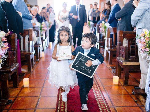 El matrimonio de Alejandro y Renata en Tomé, Concepción 11