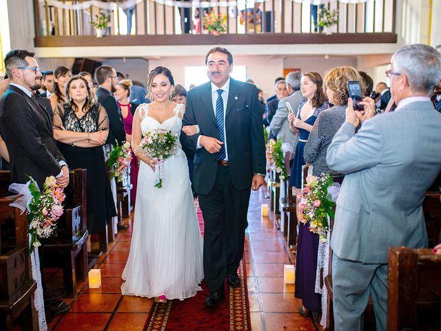 El matrimonio de Alejandro y Renata en Tomé, Concepción 12