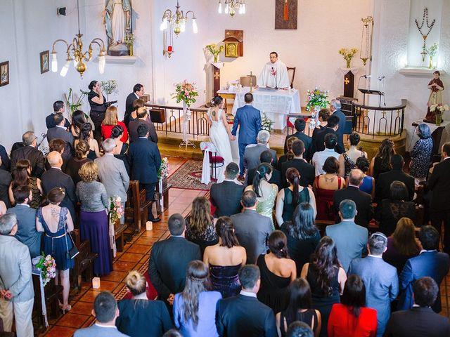 El matrimonio de Alejandro y Renata en Tomé, Concepción 13