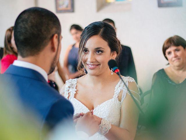 El matrimonio de Alejandro y Renata en Tomé, Concepción 15