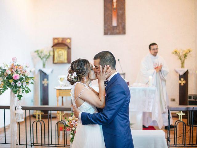 El matrimonio de Alejandro y Renata en Tomé, Concepción 17