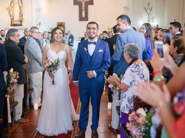 El matrimonio de Alejandro y Renata en Tomé, Concepción 19