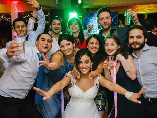 El matrimonio de Alejandro y Renata en Tomé, Concepción 32