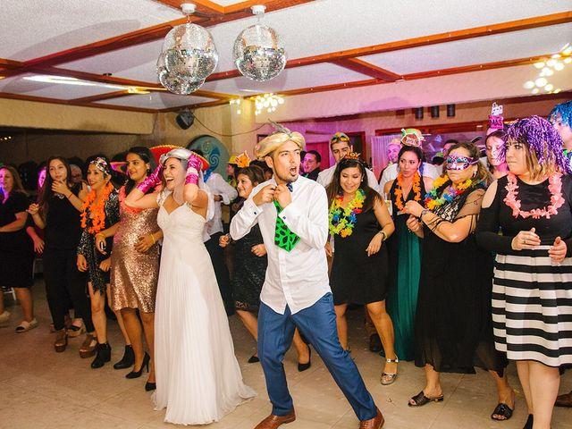 El matrimonio de Alejandro y Renata en Tomé, Concepción 34